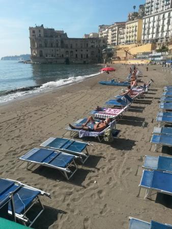 Verso Donn\'Anna - Foto di Bagno Elena, Napoli - TripAdvisor