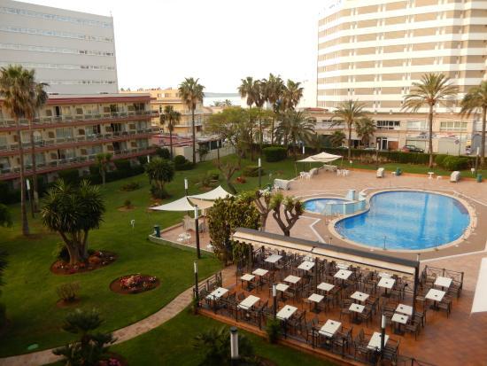 Hotel Helios: piscine