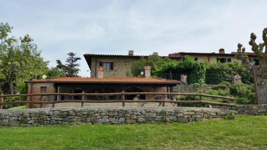 I Nidi di Belforte: View of the apartments