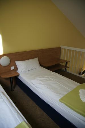 B&B Hotel Aachen-Wuerselen: camera