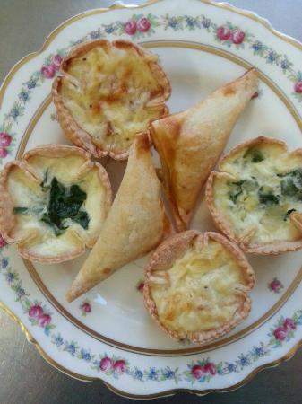Sperryville, VA: Savory tarts and turnovers