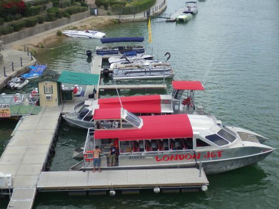 London Jet Boat Tours