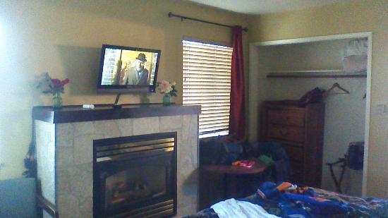 7 Seas Inn at Tahoe : Room