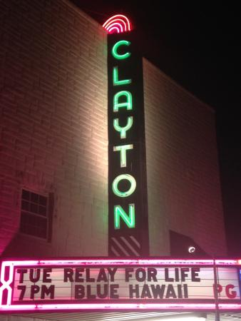 Dagsboro, DE: The Clayton Theatre