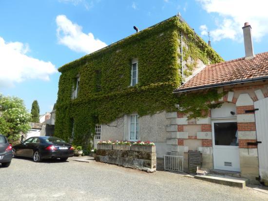 Hostellerie de la Mere Hamard: The Annexe