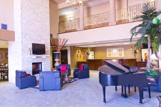 Comfort Suites Humble Houston North: Lobby