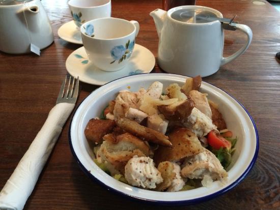The Greyhound Cafe & Bar: Chicken salad