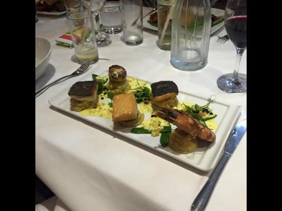 The Gate Inn: Lovely food