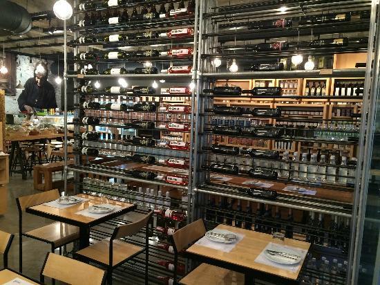 Ergon Greek Deli + Cuisine: wine store