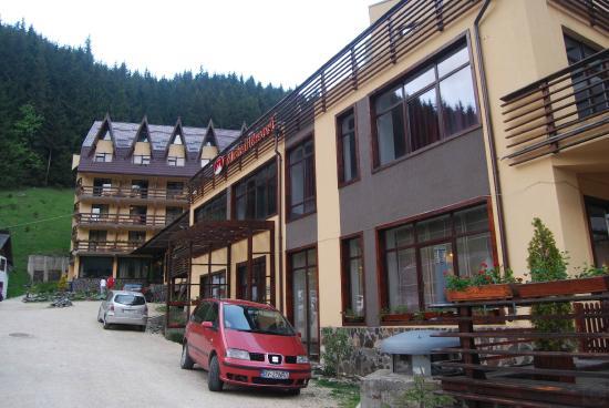 Mistral Resort : To hotel