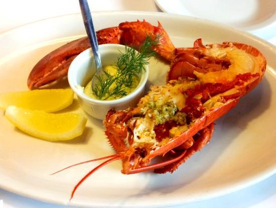 Restaurant Havfruen: Lobster