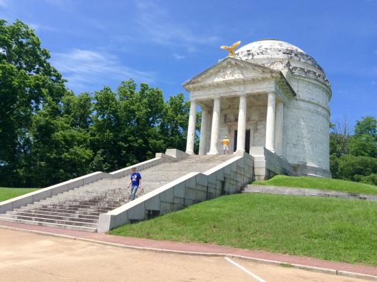 Natchez, MS: Vicksburg National Military Park