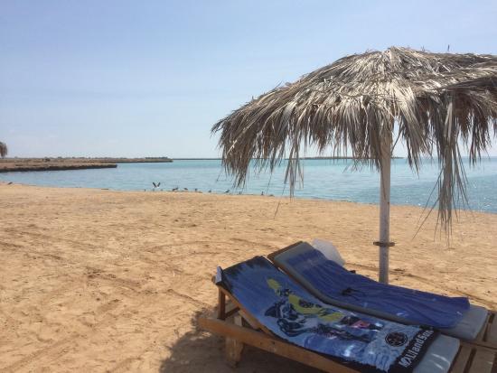 Lagon Bleu Village: Le lagon bleu, un coin de paradis à Djibouti!!!