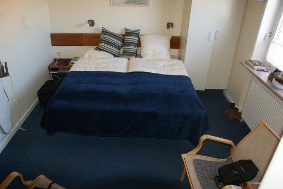 Hotel Strandly Skagen: Værelset
