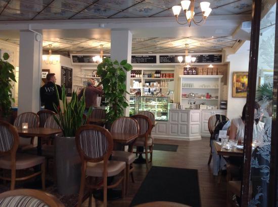 Archipelago Hostel Old Town: Cafe Kronan