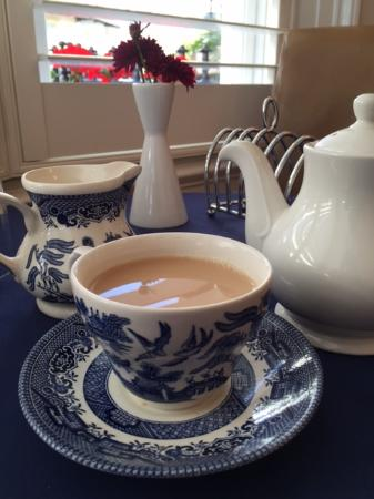 Red Brighton Blue: Time for Tea?...always!