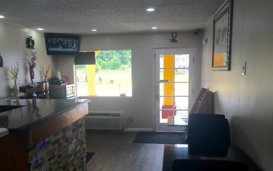 Duffys Motel: Lobby