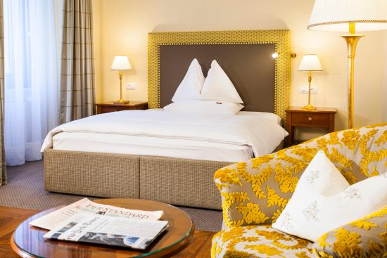 Parkhotel Graz: Business Deluxe Zimmer