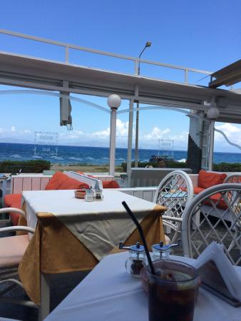 Rodos Garden Pub-Restaurant: The view