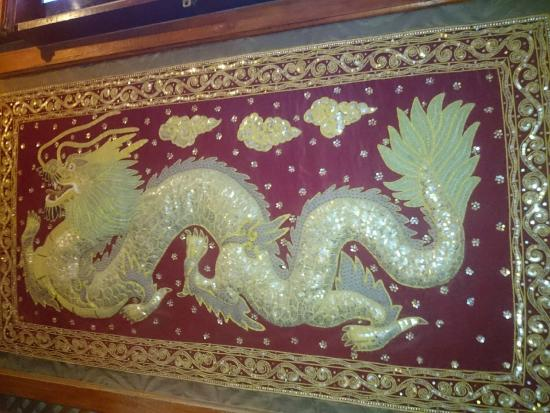 White Elephant Thai Resturant: Pictures from my visit in January