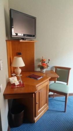 Hotel Le Mittelwihr : chambre 12