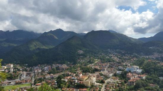 Pousada Village Tere: Vista panorâmica da cidade