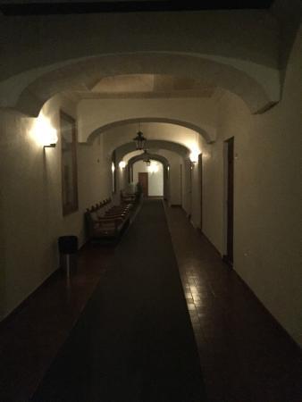 Hotel Posada de San Francisco : Pasillos del hotel