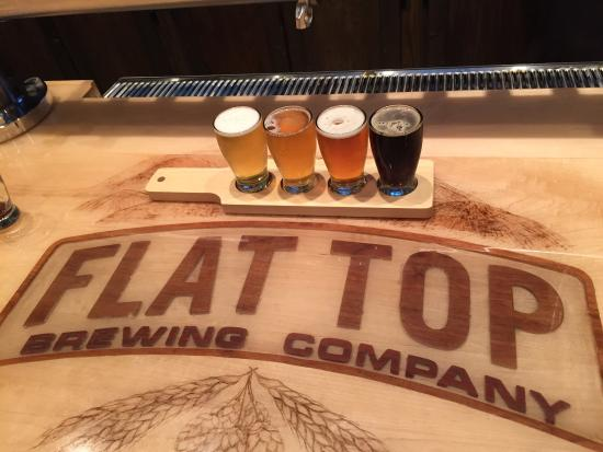 ‪Flat Top Brewing‬