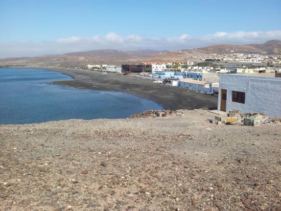 Tarajalejo, إسبانيا: Spiaggia di tarajalejo