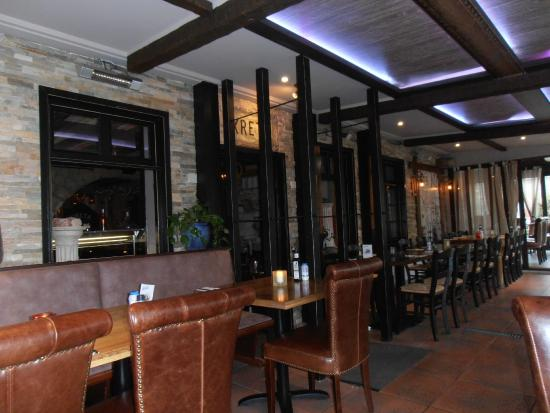 mediterraans restaurant kreta interieur