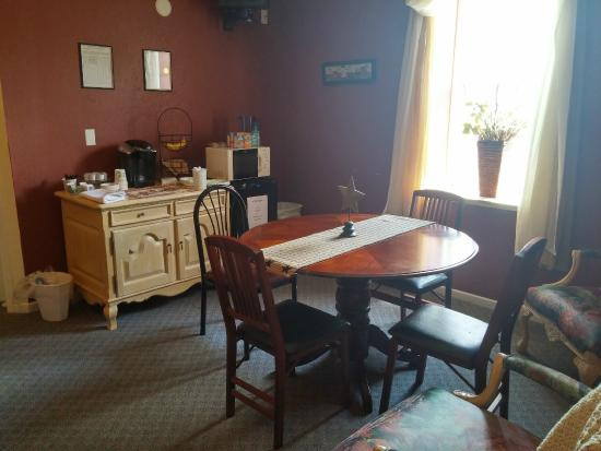 Capone Bed And Breakfast Spillville Iowa