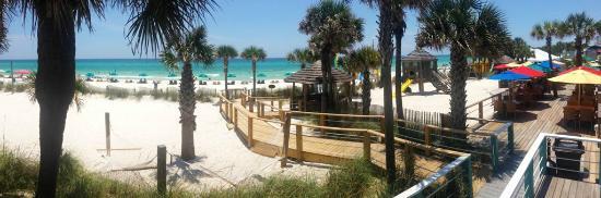 The Sandpiper Beacon Beach Resort Hammocks Walkways Children S Playground Grills