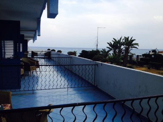 Hotel Baia degli Dei : Camera 102: bella e comoda!