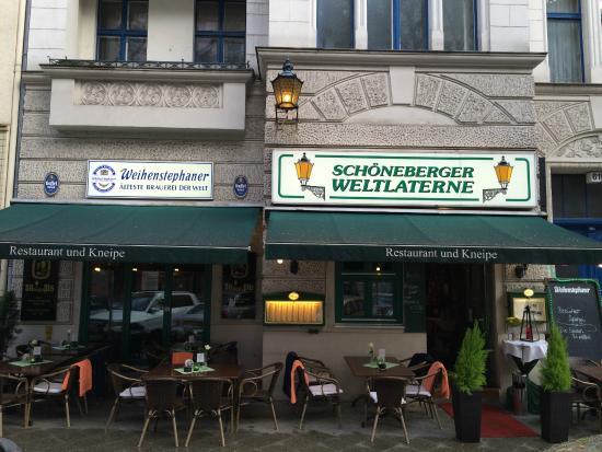 Schoneberger Weltlaterne: Die Schöneberger Weltlaterne