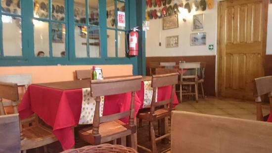 Restaurant El Tumbaito
