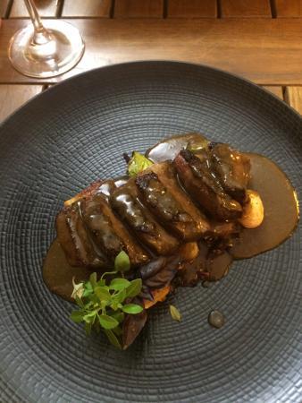 Restaurant U Libecciu : Magret de Canard Rossini