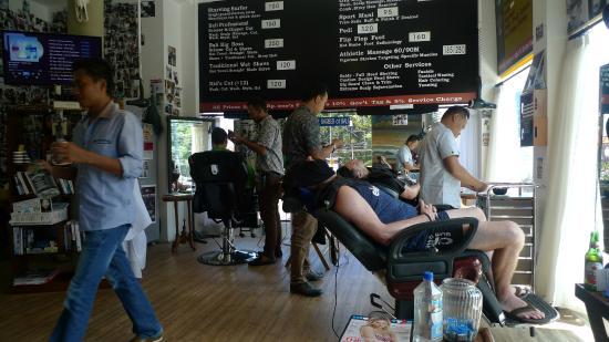Bali Barber & Spa