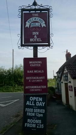 The Pecking Mill Inn & Hotel