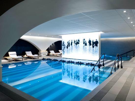 Good Cures Marines Trouville Hotel Thalasso U0026 Spa: Les Cures Marines   The Swimming  Pool