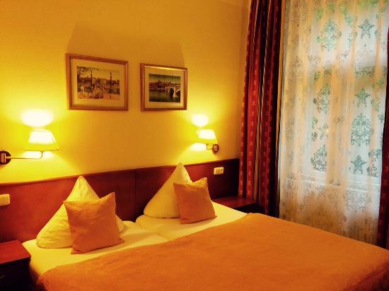 Andel: Room - double bed