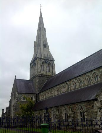 St. Aidan's Cathedral: View from the north west