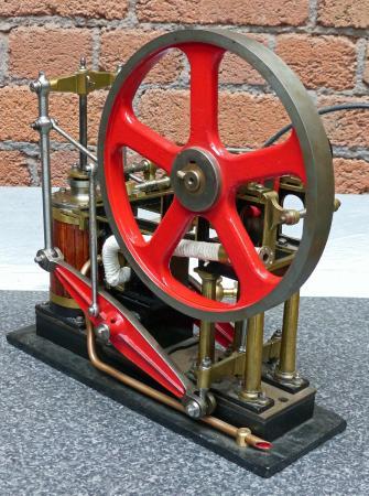 Μπόλτον, UK: steam in miniature