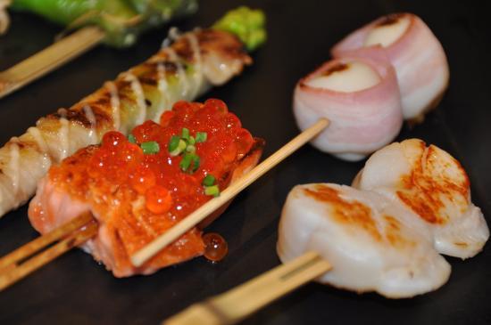 Kushiyaki Tombo