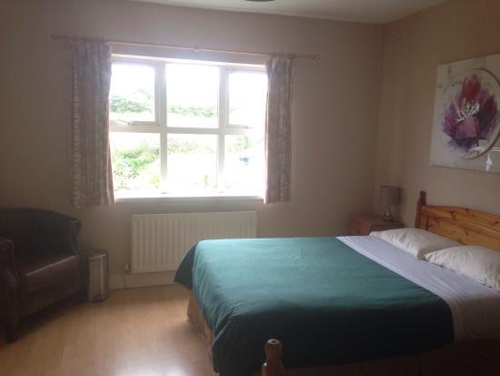 Connemara National Park Hostel : My lovely room!