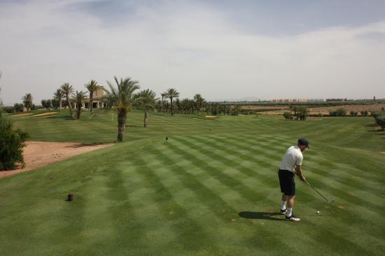 Assoufid Golf Club: Wonderful course