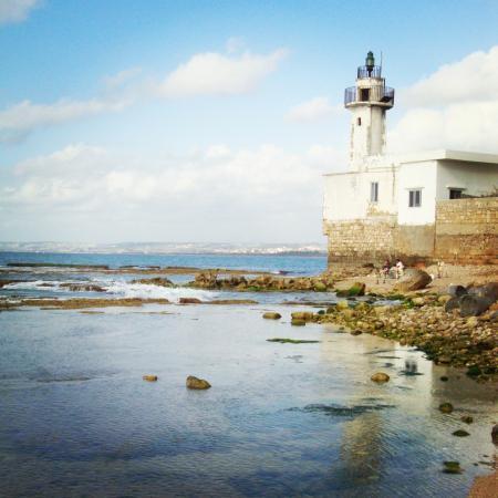 Al-Fanar Auberge: Al fanar: le phare