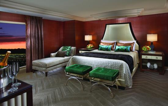 Bellagio Las Vegas: Penthouse Bedroom
