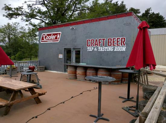 The Cooler Craft Beer Tap & Tasting Room