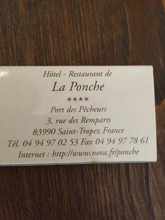Hotel La Ponche Foto