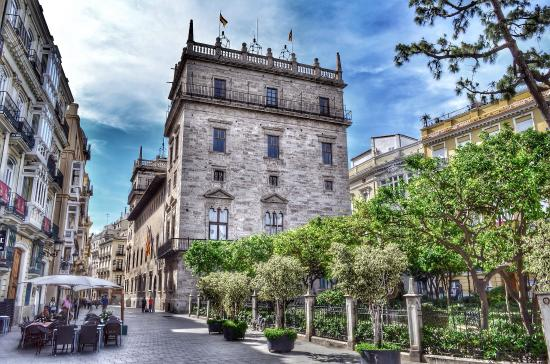 Palacio de la Generalidad